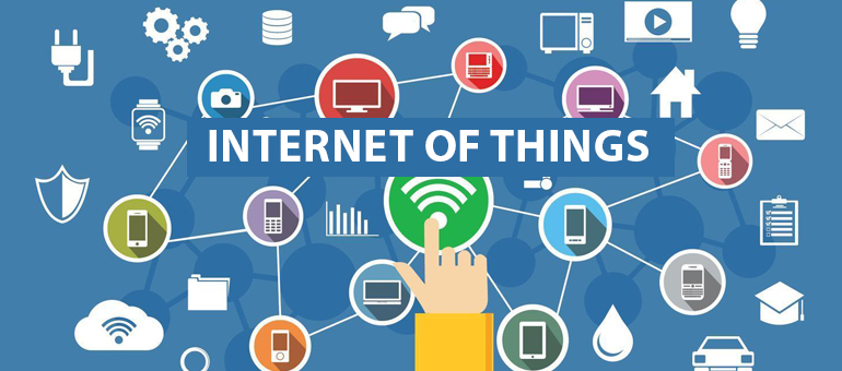 Building The Future on Internet of Things